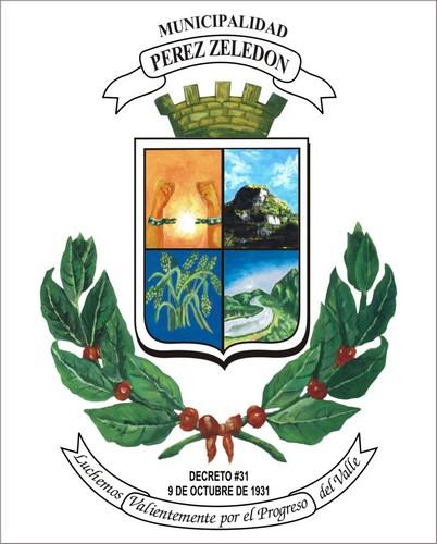 Escudo del Cantón de Pérez Zeledón