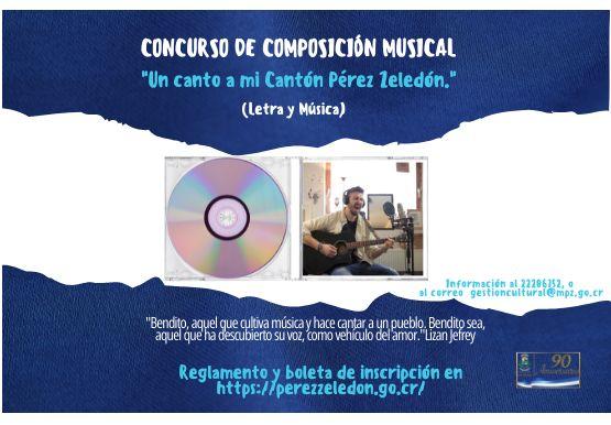 CONCURSO DE COMPOSICIÓN MUSICAL