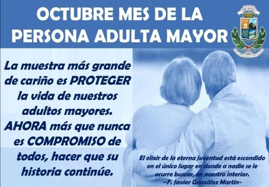 Mes del Adulto Mayor