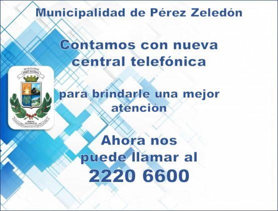 Nueva Central Telefónica