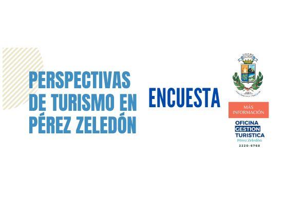 Encuesta virtual sobre perspectivas de turismo