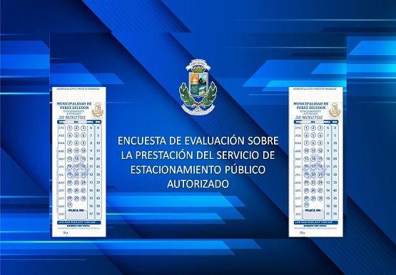 Evaluación del servicio de Estacionamiento Público Autorizado